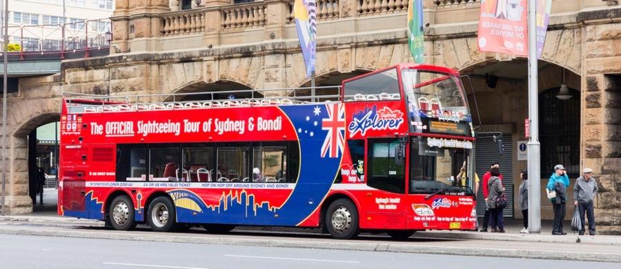 Ta sig runt i Sydney